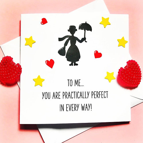 Practically Perfect in every way!