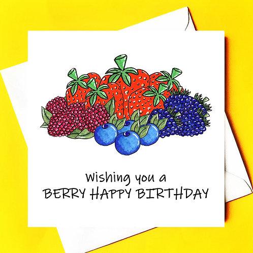 A Berry Happy Birthday