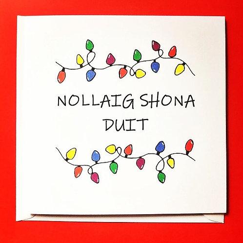 NOLLAIG SHONA DUIT