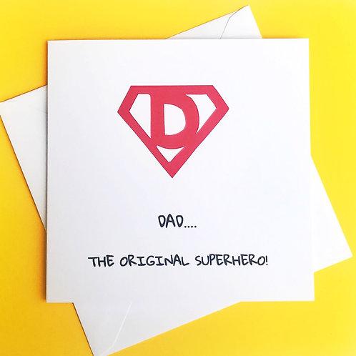 Original Superhero!