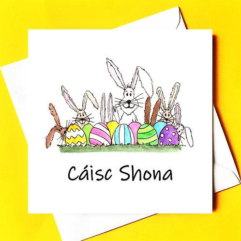 Happy Easter/ Cáisc shona