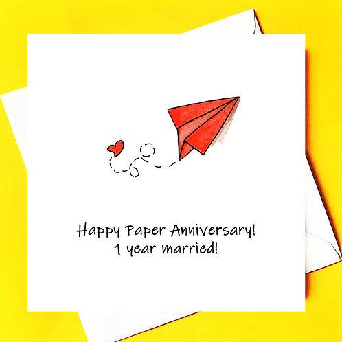1st YEAR ANNIVERSARY