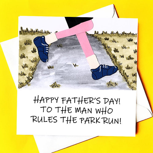 PARK RUN DAD