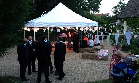 Dorset Gazebo Hire