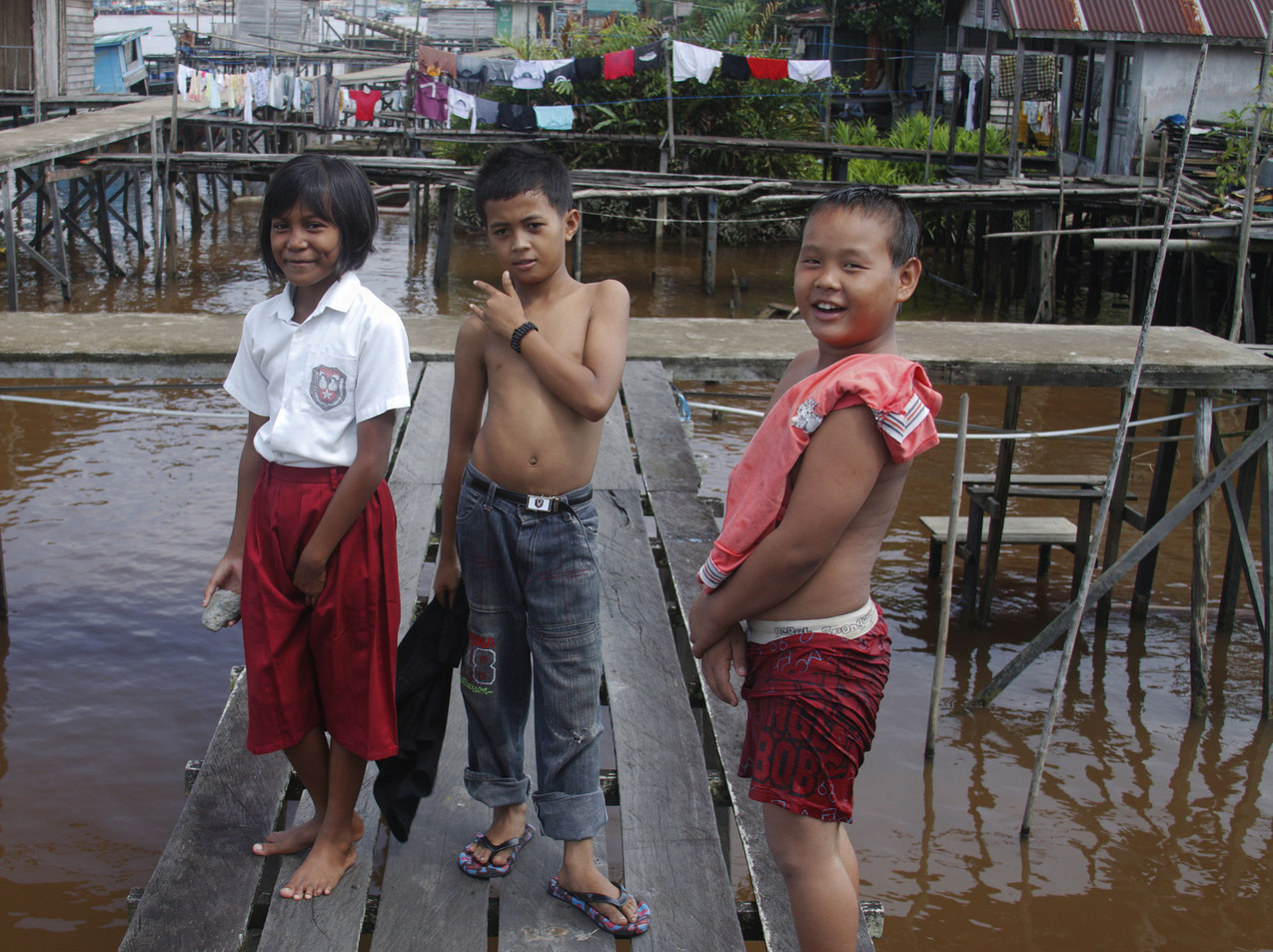 3 Pontianak Kids
