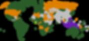 Aa Continents world PNG Bat Wing Swallow
