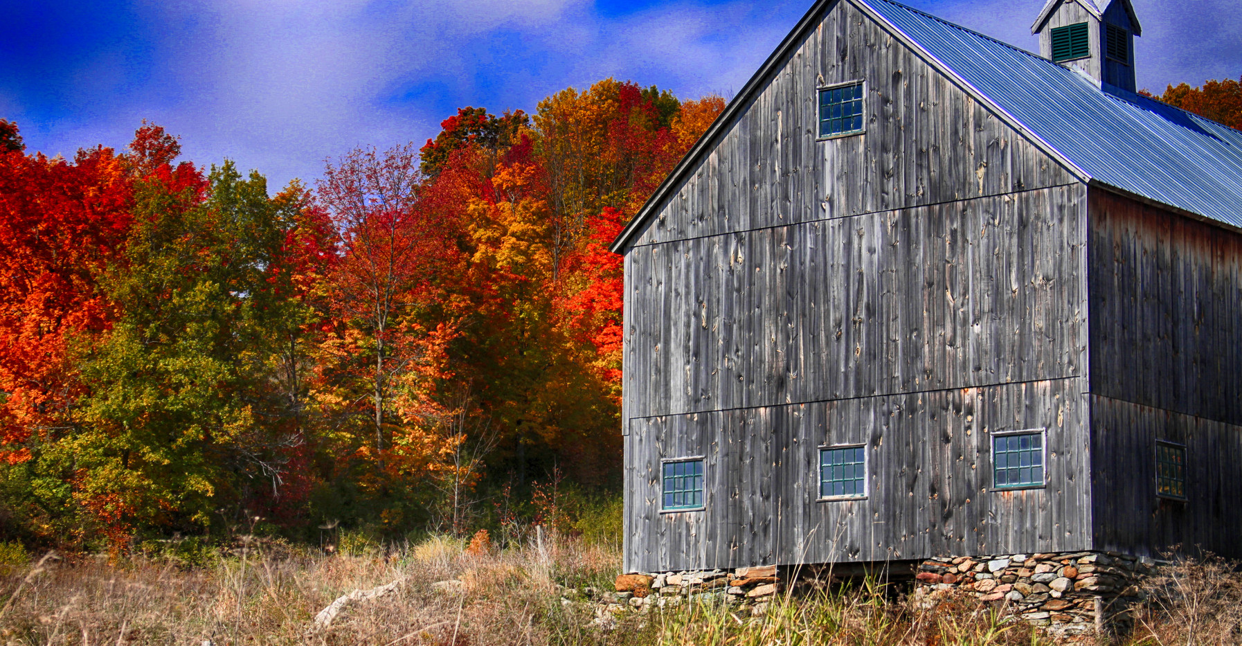 An Antique Barn
