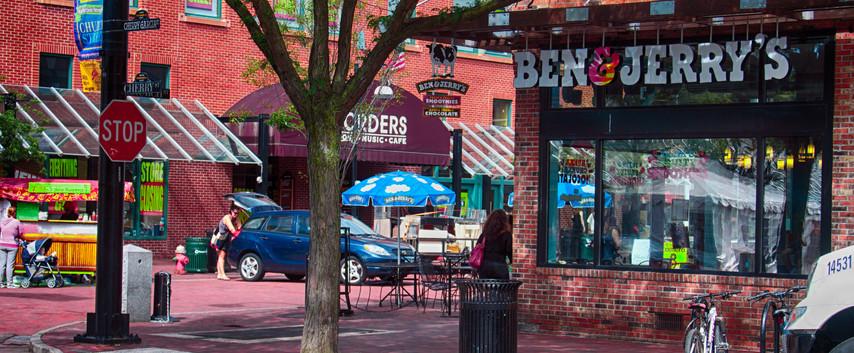 A Famous Burlington Business