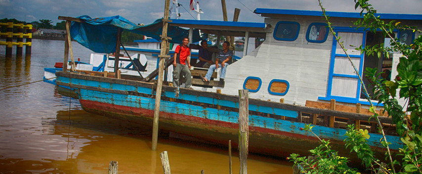 Living On The Kapuas River
