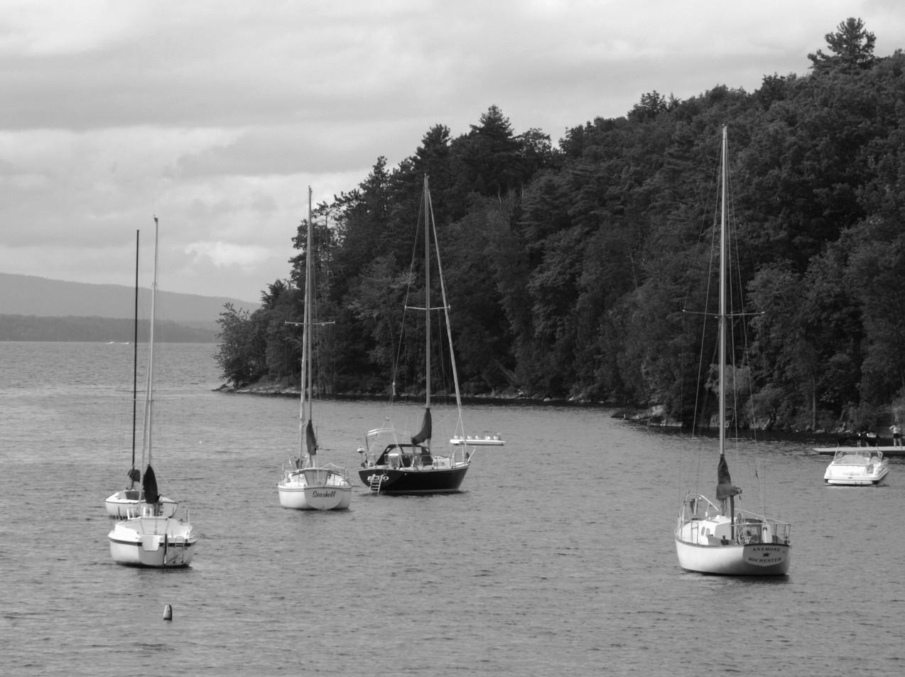Button Bay, Lake Champlain