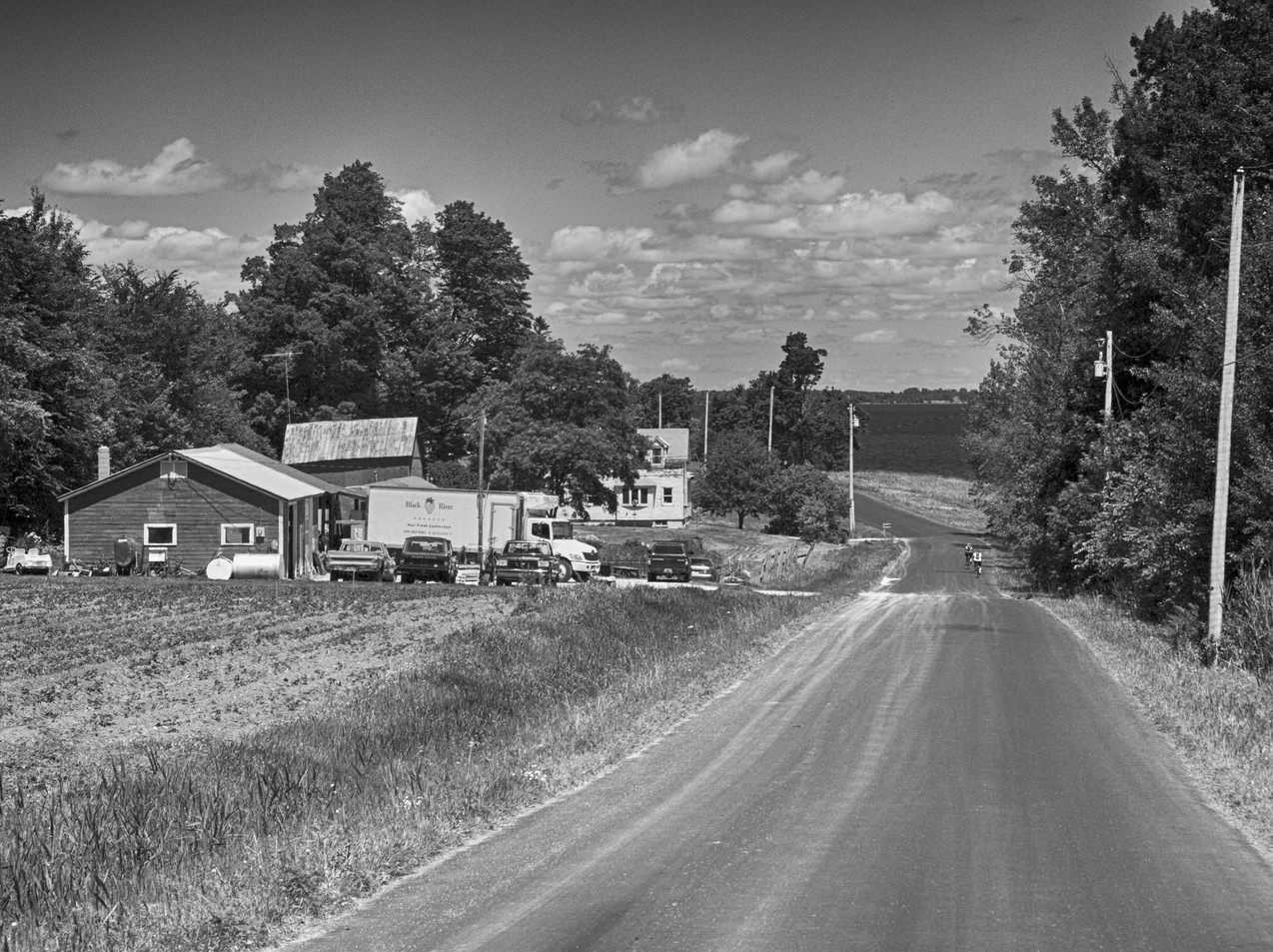 A Farm On Lake Champlain