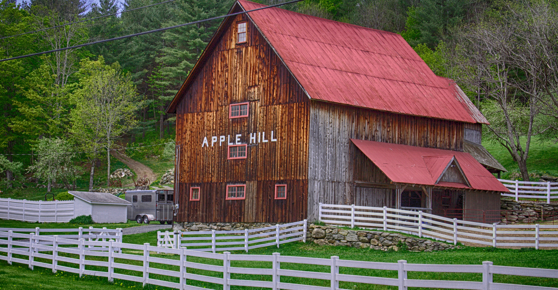 The Barn At Apple Hill