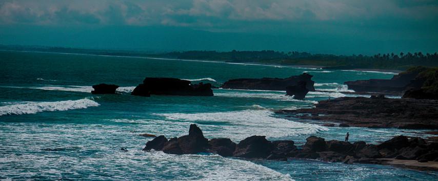 A Bali Seascape