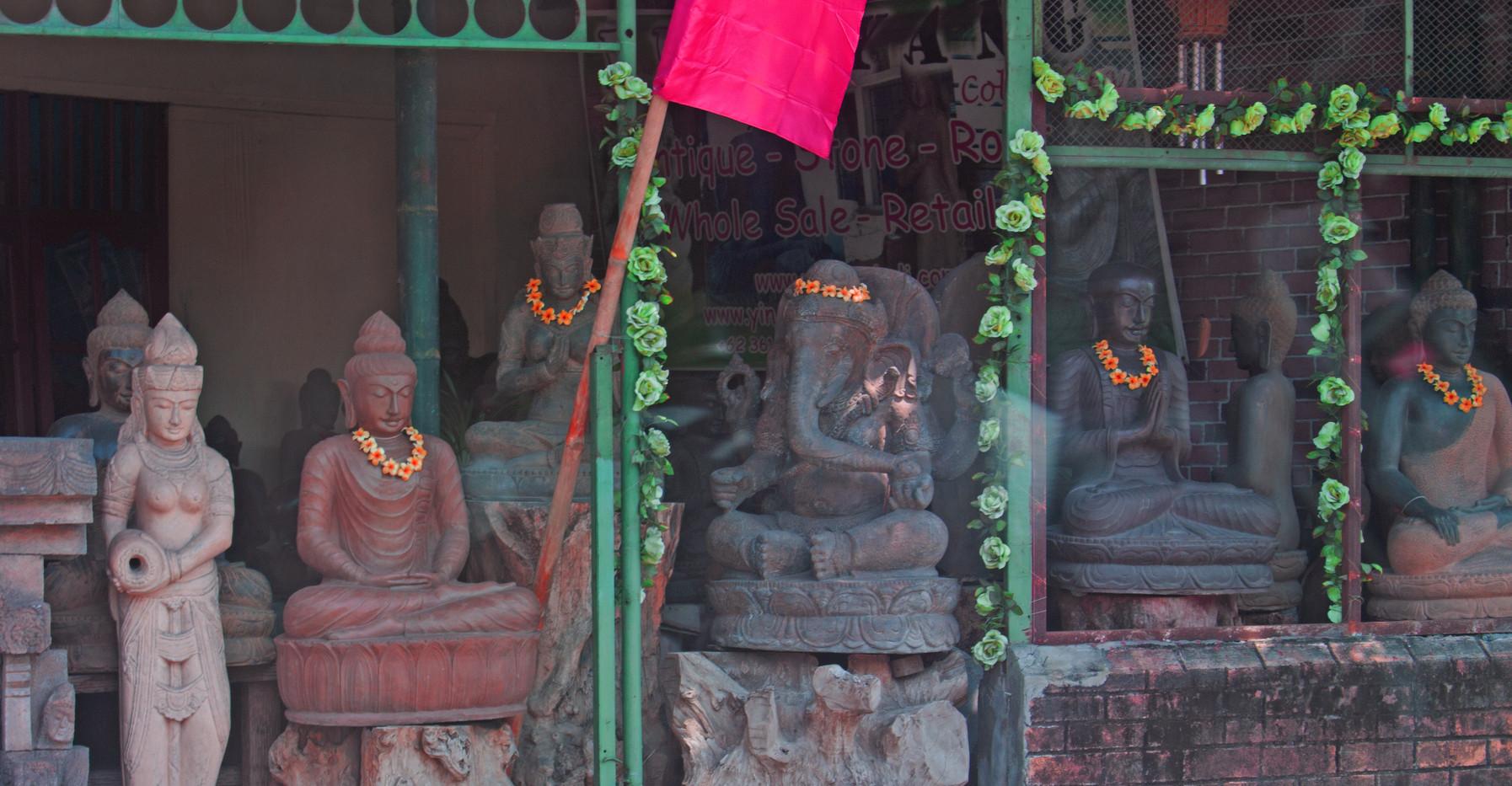 Buddahs In Waiting