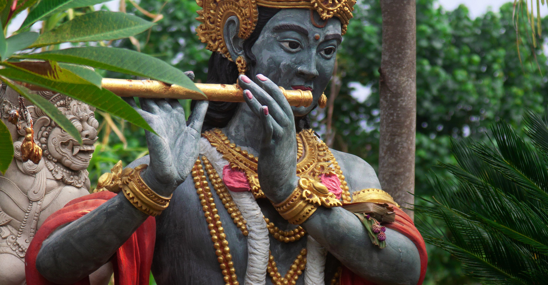 Balinese Art Figure