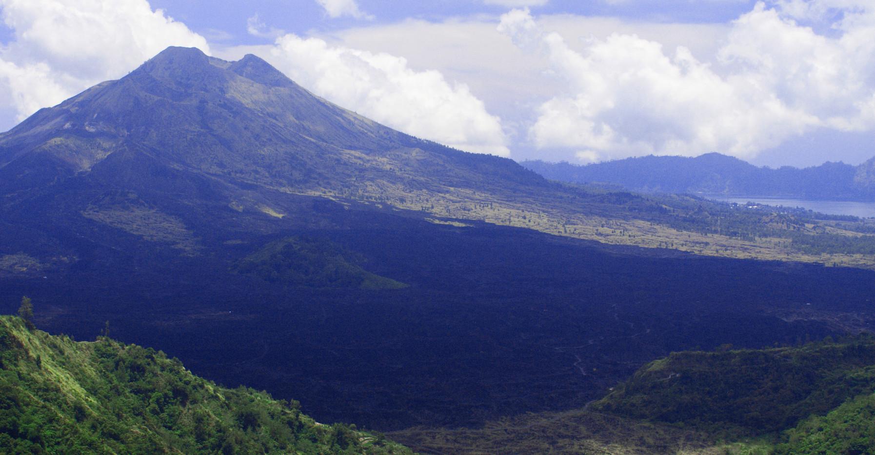 Gunung Agung Volcano