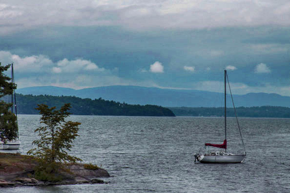 Moored In Kingsland Bay