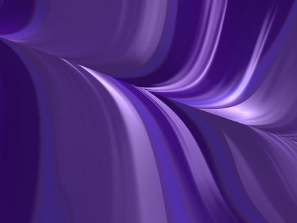 Cascading Purple