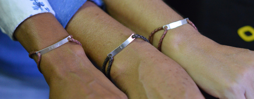 Braceletes workshop
