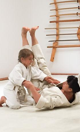 Kid Aikido Classes and Children Aikido Classes at Grass Valley Aikikai