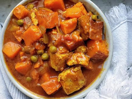 Vegan Tikka Masala (Vegan, GF)