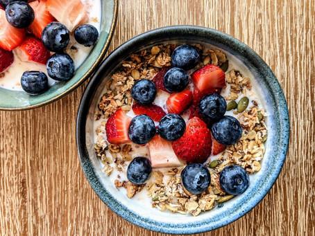 Buckwheat Granola (Vegan, GF, candida diet)