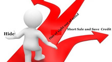 To FORECLOSE or SHORT SALE