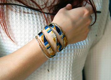 les Artpenteuses Lyon | l'orangerie bijoux | modulable