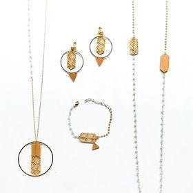 Les Artpenteuses Lyon | Idyllic bijoux | malala