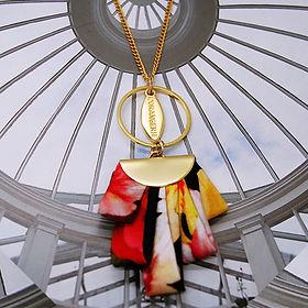 Les artpenteuses | l'orangerie bijoux | collier1