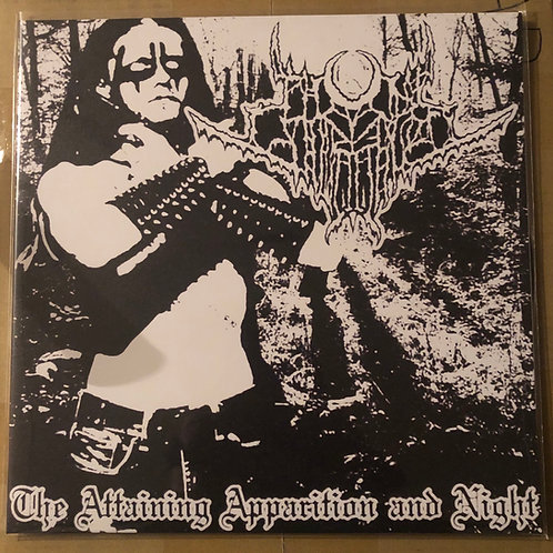 Nihil Invocation - The Attaining Apparition and Night LP