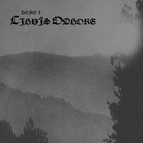 Cihnïs Odhore (Por) - O Tenebroso Assombro Da Escuridão LP