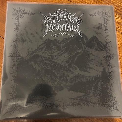 Titan Mountain - Above the Fangs of Majestic Stonetitans LP