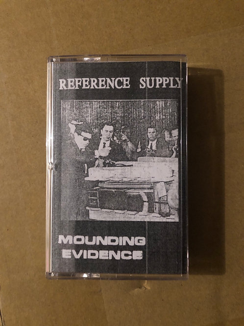 Reference Supply - Mounding Evidence Cass