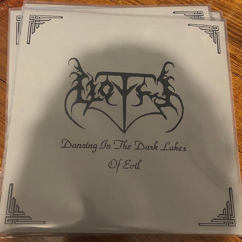 Lloth - Dancing in the Dark Lakes of Evil LP