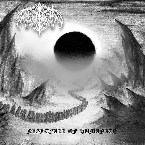 Herjan (Ita) - Nightfall Of Humanity LP