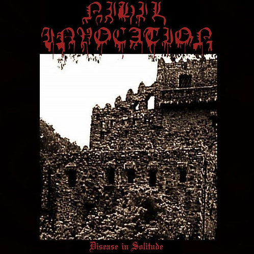 Nihil Invocation (USA) - Disease In Solitude LP