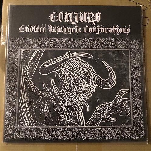Conjuro - Endless Vampyric Conjuration LP