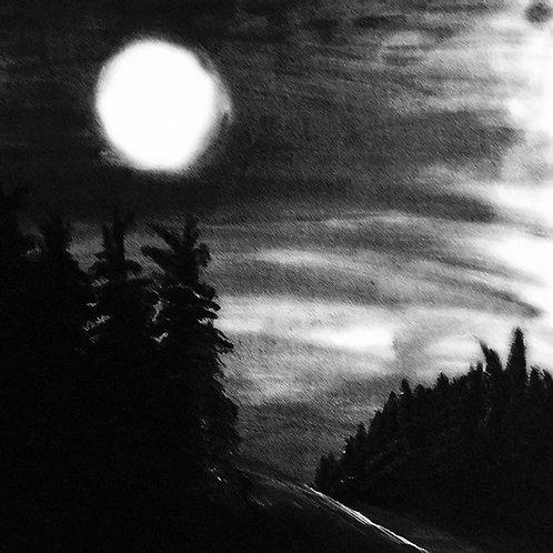 Schattenthron (Ger) - Der Alte Thron, Siechend Im Schatten LP