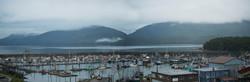Port Panorama.Cordova, Alaska