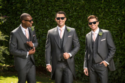 Silk Grey Tailcoat group