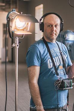 Ingénieur du Son Éric Desrochers