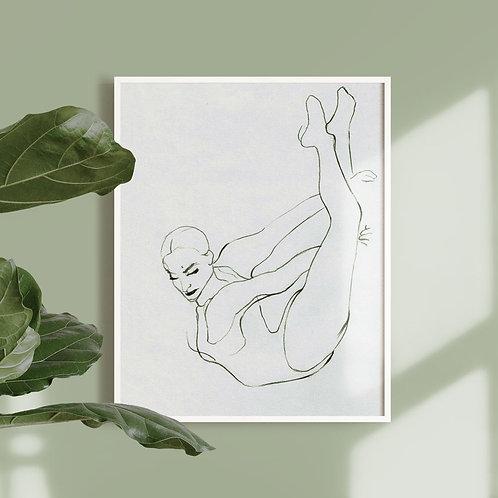 CUSTOM Sketch Illustration LARGE SIZE #Sketchillustration