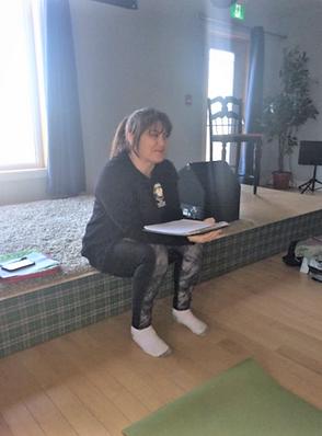 Kelly Yoga and Nutrition Workshop WWC Ap