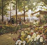 Peintre né le 30 avril 1865 au Havre, et mort à Toulon le 9 juillet 1949. Élève, comme de nombreux peintres havrais de cette époque de Charles Marie Lhullier (1824-1898).