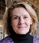 Née le 5 août 1954 au Havre, est une journaliste politique. A été rédactrice en chef au Point, conseiller du président de la république N. Sarkozy. Présidente depuis 2011 de l'établissement public du château de Versailles.
