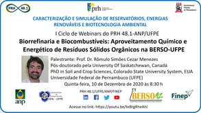 Biorrefinaria e Biocombustíveis: Aproveitamento Químico e Energético de Resíduos Sólidos Orgânicos