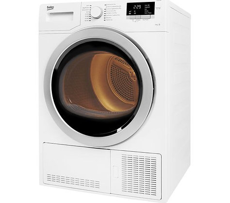BEKO DCX93150W Condenser Tumble Dryer