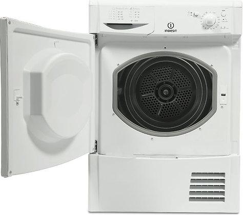 INDESIT Ecotime IDC8T3B Condenser Tumble Dryer