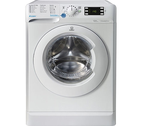 INDESIT Innex BWE 91683X W 9 kg 1600 Spin Washing Machine